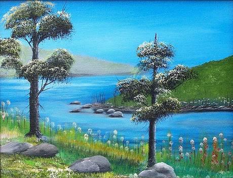Rivers Bend by John Minarcik