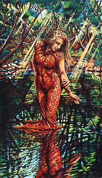River's Edge by Greg Skrtic