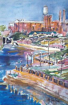 Riverwalk by Helen Lee