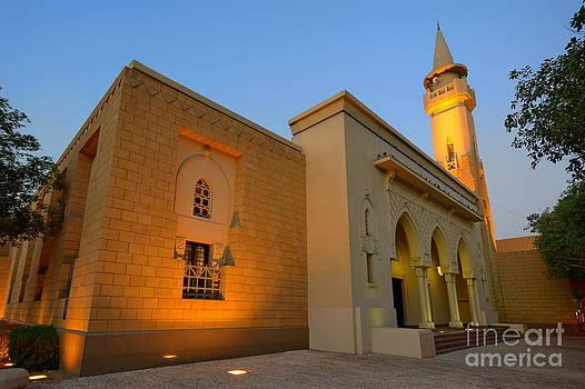 Riyadh Mosque by George Paris