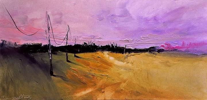 Road home serie by David Figielek