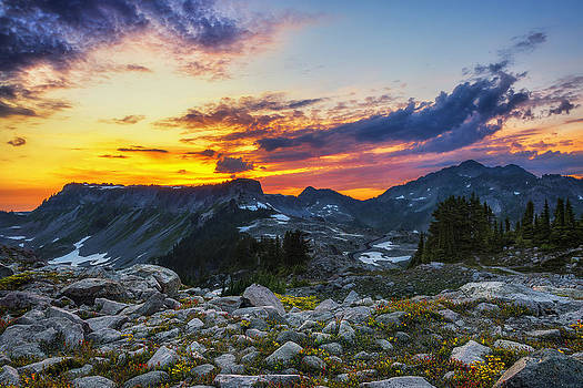 Road to Heather Meadows by Ryan Manuel