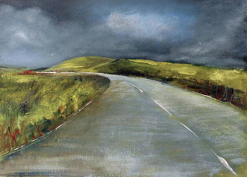 Road to Huntly by Fiona Jack