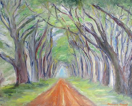 Road to Nirvana by Barbara Anna Knauf