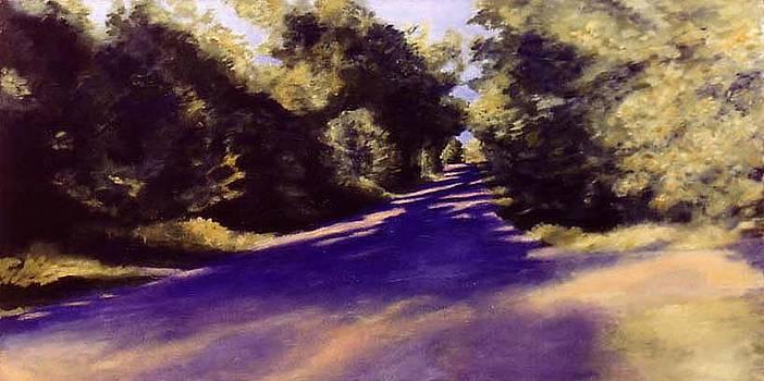 Road to Northport by Sarah Vandenbusch
