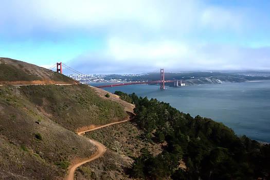 Randall Branham - Road to The Golden Gate