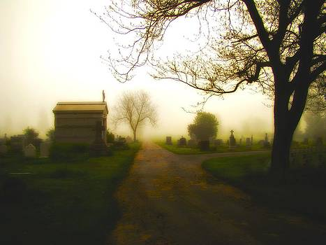 Gothicolors Donna Snyder - Road To The Mausoleum
