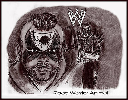 Chris  DelVecchio - Road Warrior Animal