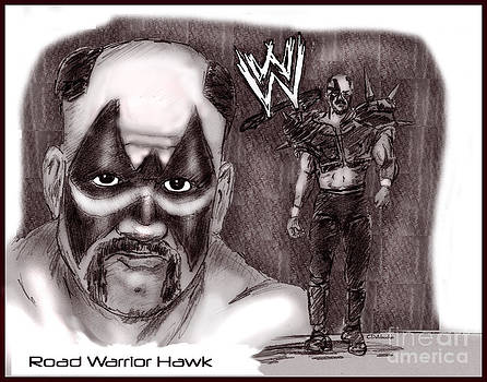 Chris  DelVecchio - Road Warrior Hawk