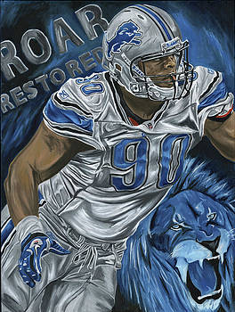 Roar Restored by David Courson