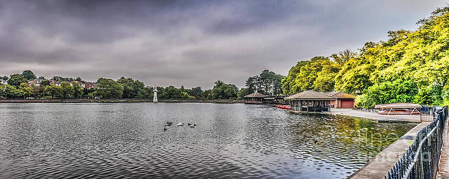 Steve Purnell - Roath Park Panorama 2