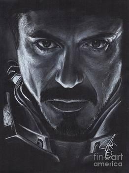 Robert Downey Jr.  by Rosalinda Markle