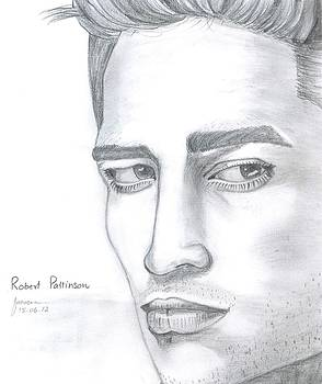 Robert Petinson by Foqia Zafar