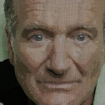 Robin Williams - The Darkside of Happy by Margaret Ivory