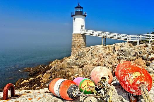 Adam Jewell - Robinson Point Lighthouse