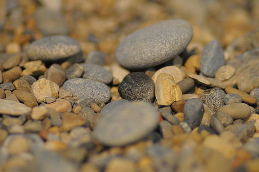 Rock Abstract by Ken Wilson