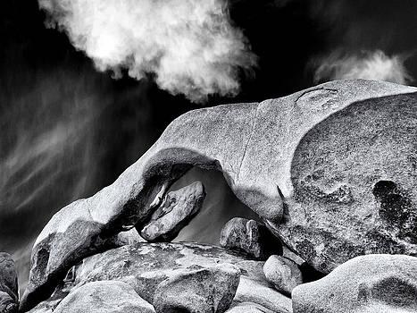 Dominic Piperata - Rock Formation at Joshua Tree