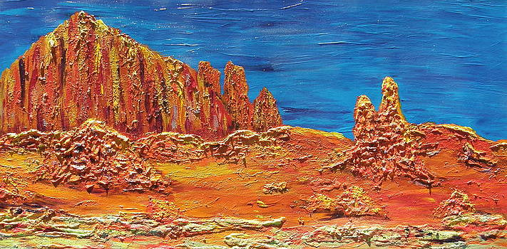Marcia Weller-Wenbert - Rock Grove