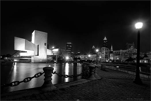 Rock Hall and Great Lakes Science Center by Daniel Behm