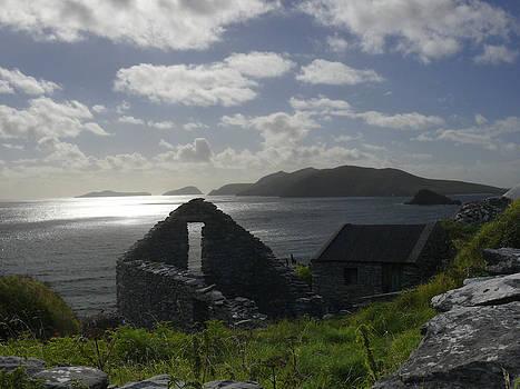 Mike McGlothlen - Rock Ruin by the Ocean - Ireland