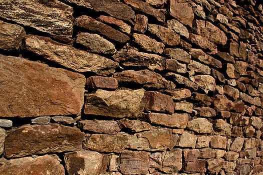 Rock Wall by Brady Lane