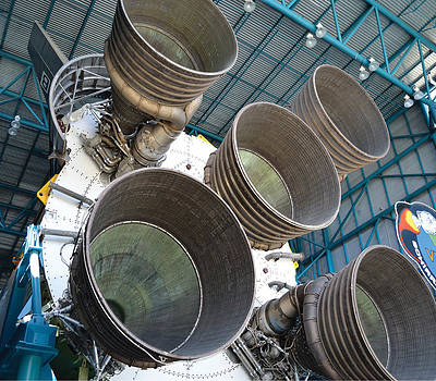 Rocket Boosters by Harold Shull