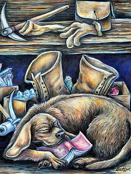 Rockhound by Gail Butler