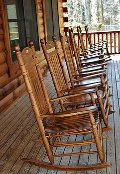 Paulette Thomas - Rocking Chairs