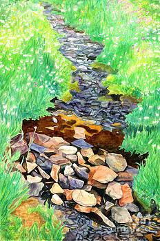 Rocky Creek by Jennifer Turnbull