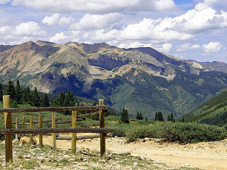 Rocky Mountain High by Margaret  Slaugh