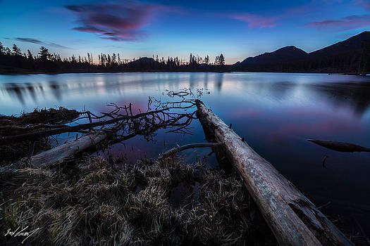 Rocky Mountain Morning by Zach Connor