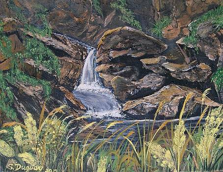 Sharon Duguay - Rocky  Outflow
