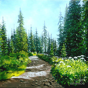 Rocky Road by Linda Hunt