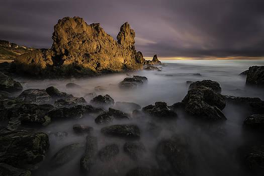 Larry Marshall - Rocky Southern California Beach 6
