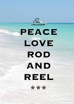 Rod and Reel Restaurant Anna Maria Island  by Margie Amberge