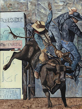 Rodeo by Gary Roderer
