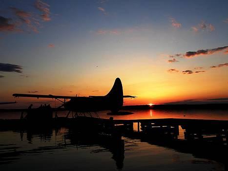 Roderick Lake by Dan Kincaid