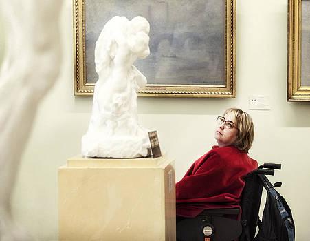 Rodin's creations  by Michel Verhoef