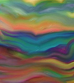 Rolling Hills by Carol Sullivan