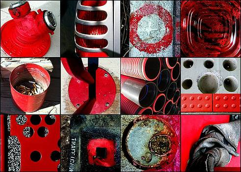 Marlene Burns - Rolling Reds