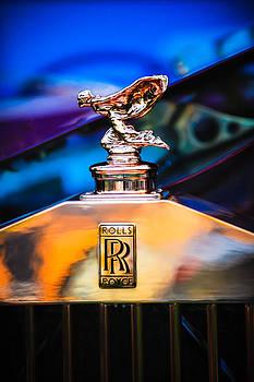 Jill Reger - Rolls-Royce Hood Ornament - Emblem -1068c