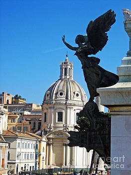 Roman Angel by Alison Tomich
