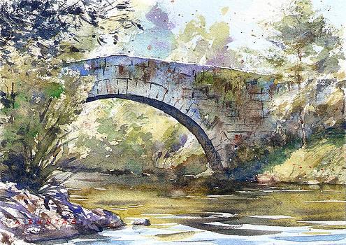 Roman Bridge by Alex Dantas