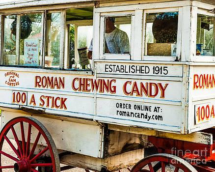 Kathleen K Parker - Roman Chewing Candy NOLA