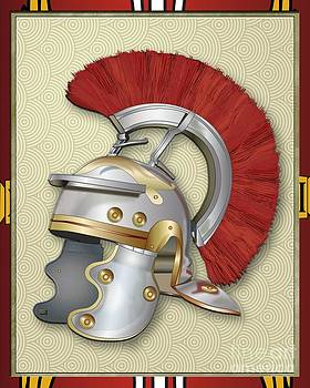 Roman Legion by Michael Lovell