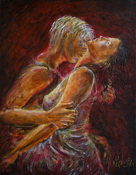 Nik Helbig - Romance in Red Lovers