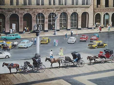 Romancing Havana by Pam Kaur