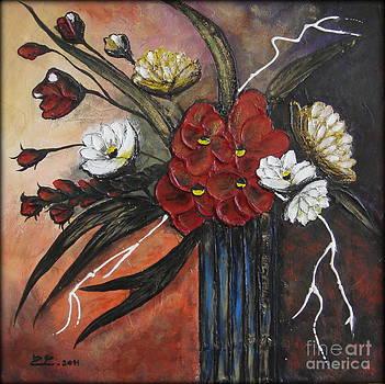 Romantic Bouquet by Elena  Constantinescu