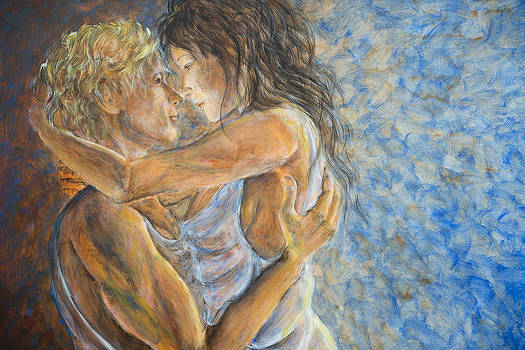 Nik Helbig - Romantic Cover Painting