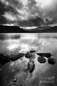 BERNARD JAUBERT - Romantic lake